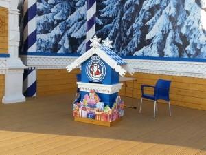 Дед Мороз почта